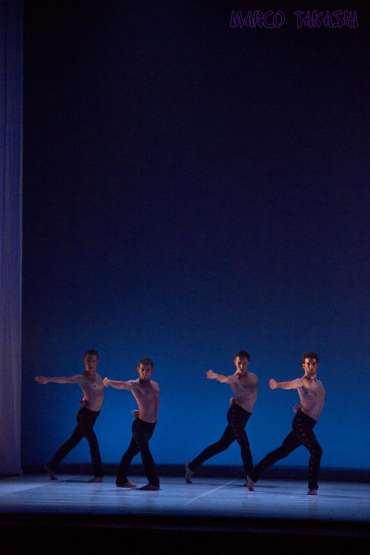 Victor Ullate Ballet en el Cervantes – Fotoblog de Aforo Libre